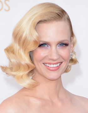 Strih na boba: January Jones